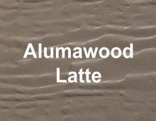 Alumawood Latte