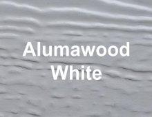 Alumawood White